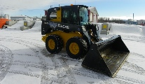 Skid Steer with Snow Bucket.JPG